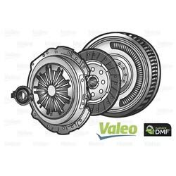 Sprzęgło z kołem dwumasowym VALEO 837105