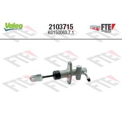 Pompa sprzęgła FTE 2103715