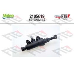 Pompa sprzęgła FTE 2105619