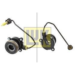 Wysprzęglik hydrauliczny sprzęgła LuK 510018010