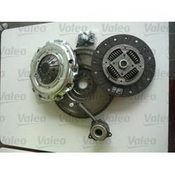 Sprzęgło ze sztywnym kołem zamachowym VALEO 845039 do VW BORA